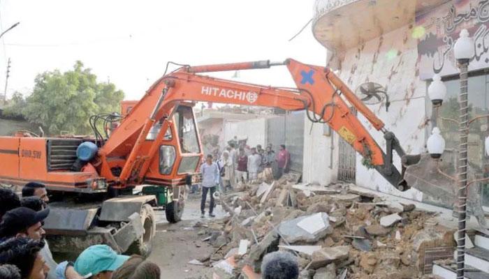 گلستان جوہر بلاک 15 سے غیرقانونی تعمیرات کا خاتمہ کیا جائے، مکینوں کی اپیل