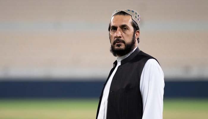 خواتین کرکٹر کے حوالے سے طالبان کی اعلیٰ قیادت سے بات کی ہے،عزیز اللّٰہ فاضلی