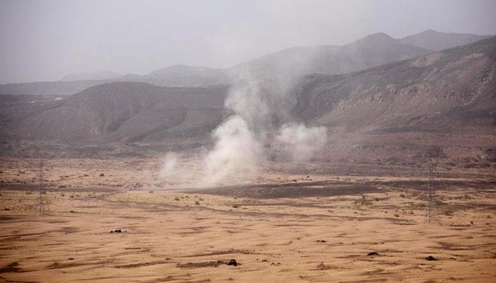 تازہ حملوں میں100 یمنی باغی ہلاک کردیئے، سعودی اتحاد