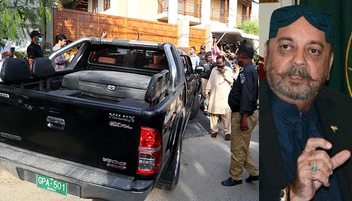 اسپیکر سندھ اسمبلی سراج درانی کی ضمانت منسوخ، گرفتاری کیلئے نیب کے چھاپے