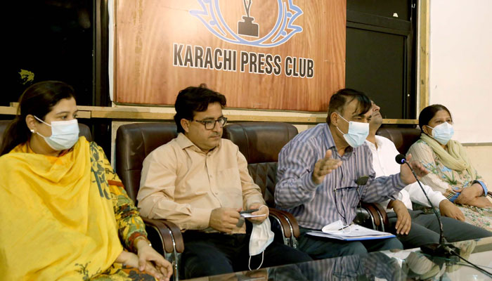 وفاق وسندھ کی سیاسی جنگ، جناح اسپتال تباہی کے دہانے پر، ڈاکٹرز ایسوسی ایشن