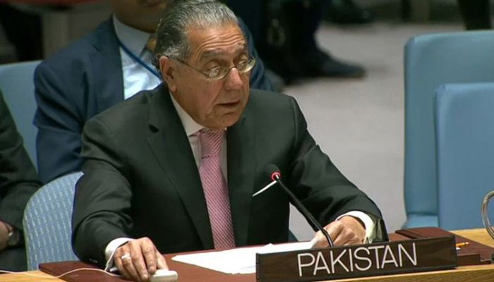 بنیاد پرست ہندوتوا نظریہ پڑوسی ممالک کو غیر مستحکم کرنا چاہتا ہے، پاکستان