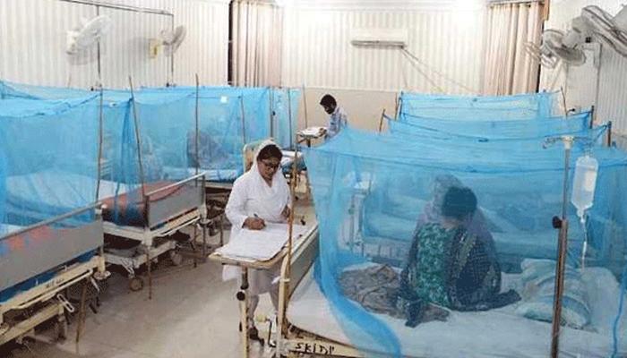 خیبرپختونخوا اور پنجاب میں ڈینگی بے قابو، سیکڑوں نئے مریض