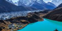 دشت و دریا:کوہ ہندو کش، کوہ ہمالیہ اور قرا قرم