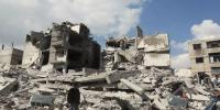 شام میں قیامت کے مناظر