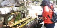 اشاعتِ خصوصی: جاپان میں جا بہ جا بودھ مَت سے وابستگی کے نمونے موجود ہیں