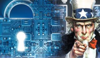سائبر سیکیورٹی کی جنگ میں امریکی جاسوسی  کے اداروں کی مدد کیلئے برطانیہ پر نظر