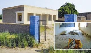 فراہمی و نکاسی آب کے منصوبوں میں کرپشن