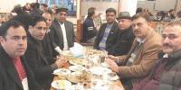 مسلم لیگ (ن) جاپان کے صدر کے اعزاز میں عشا ئیہ