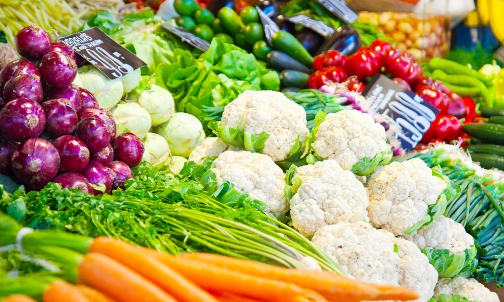 انسانی خوراک میں سبزیوں کی افادیت