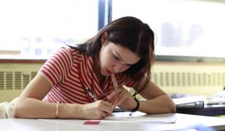امتحان سر پر ہیں۔۔۔ رٹا لگانے سے بہتر ہے، لکھ کر ذہن نشین کریں