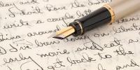 لکھنا بھی ایک فن ہے