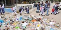 پبلک مقامات پر کچرا پھینکنے والوں کے خلاف کریک ڈاؤن