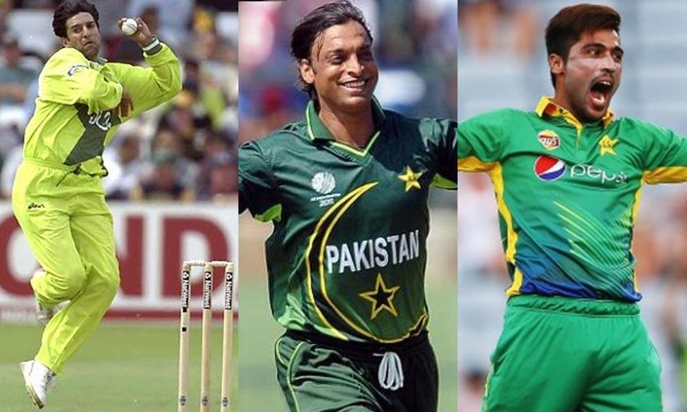 کھیل کھلاڑی : پاکستان کے چند معروف کرکٹرز کے ''نک نیم''