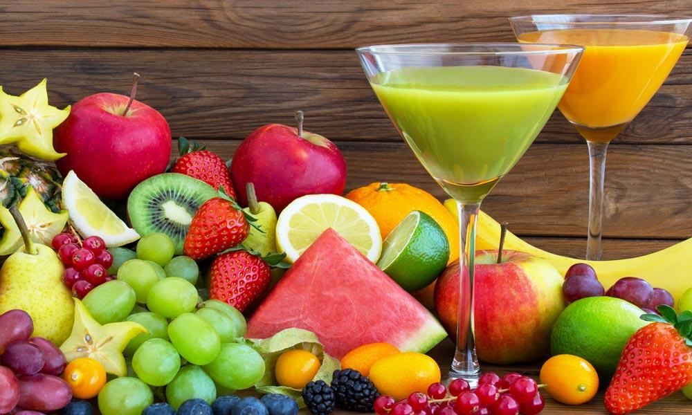 جوس پیئیں، وزن کم کریں... ڈائٹنگ کے لئے کونسے جوس بہتر؟