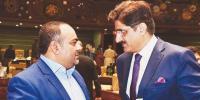 سندھ اسمبلی میں حکومت اور اپوزیشن کے درمیان تلخیاں بڑھنے لگیں