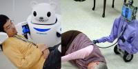 کیا اب روبوٹ علاج کریں گے؟