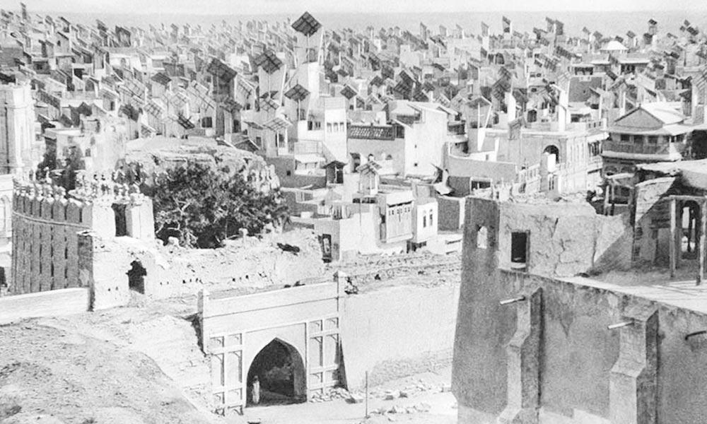 قدیم ترین شہر : ''نیرون کوٹ''