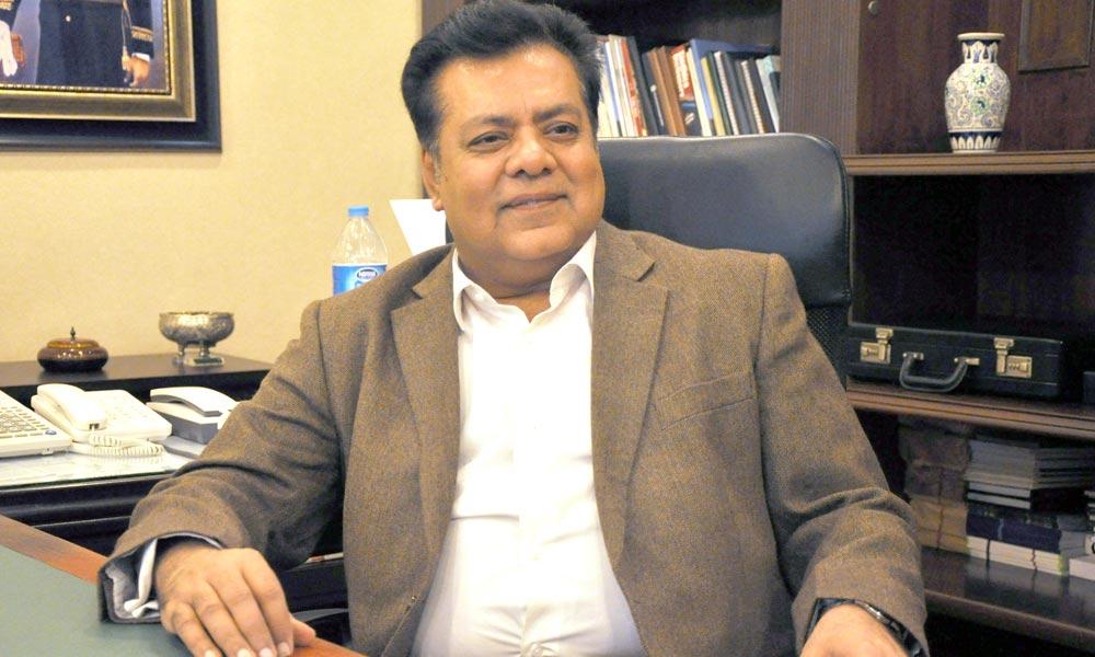 سندھ مدرستہ الاسلام کے وائس چانسلر، ڈاکٹر محمد شیخ سے گفتگو