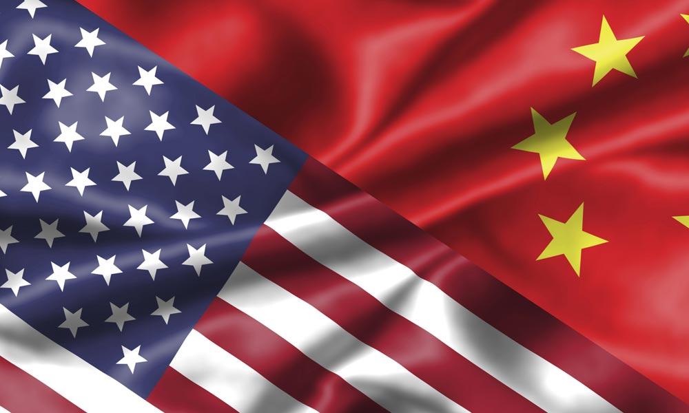 امریکا اور چین میں تجارتی جنگ کا خطرہ