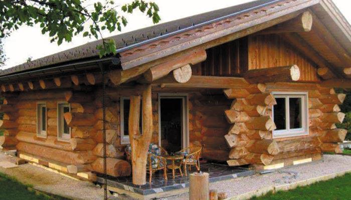 عمارتی لکڑی سے گھروں کی تعمیر خوبصورتی میں اضافہ کرتی ہے