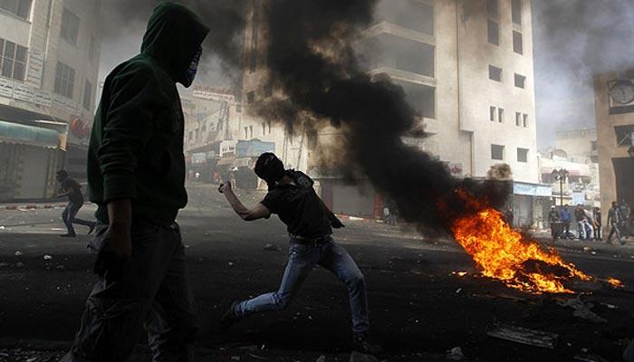 فلسطین سے بحرالکاہل تک بٹھتے خطرات