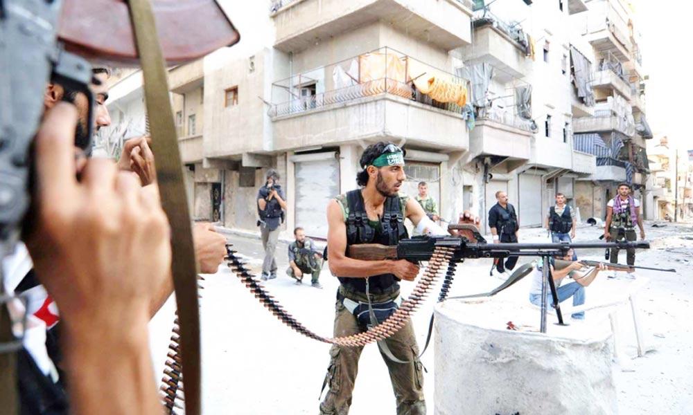 شام میں بڑی طاقتوں کی کام یابی کے کھوکلے دعوے
