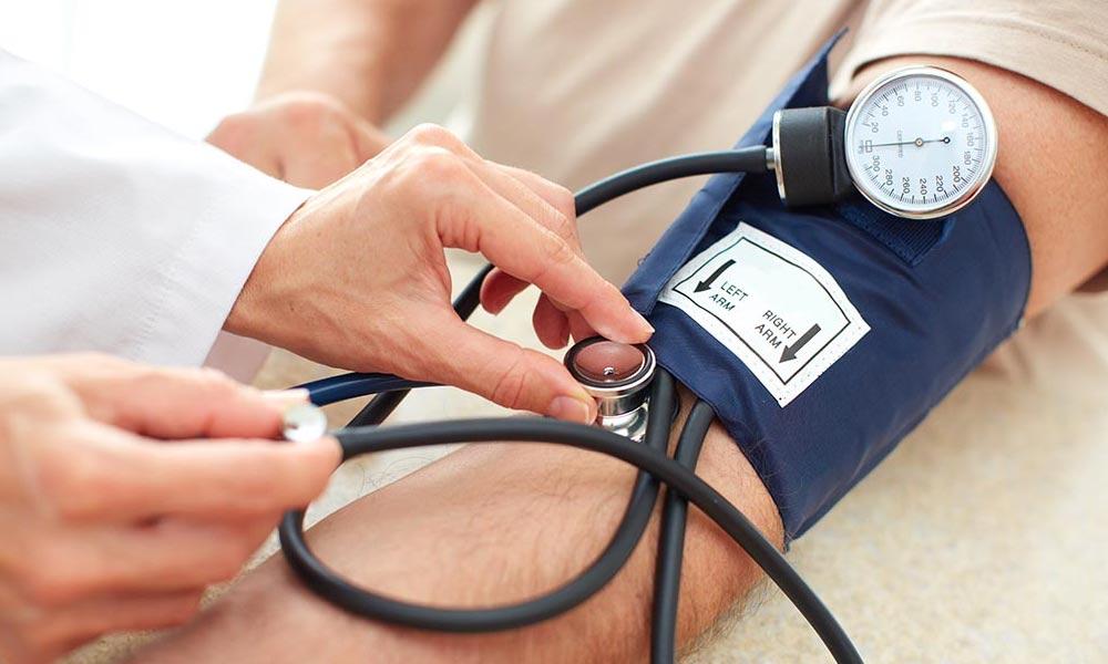 بلڈ پریشر.... دل کے دورے کا سبب بن سکتا ہے!