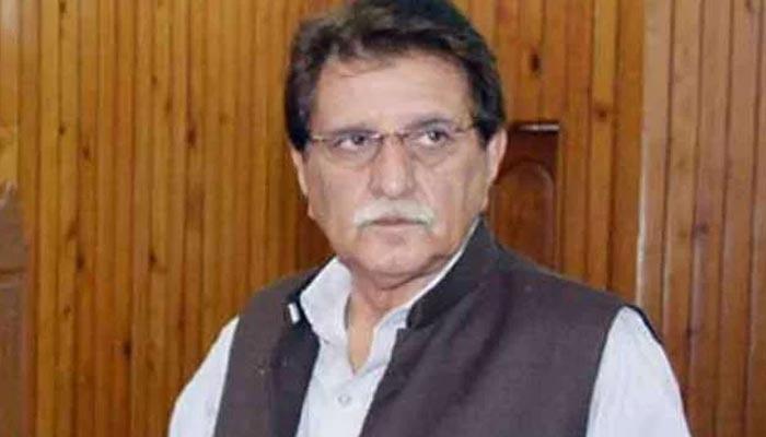 وزیر اعظم آزاد کشمیر کے خلاف تحریک عدم اعتماد کی تیاریاں
