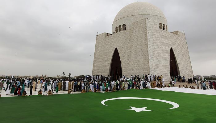 یوم پاکستان کی تقریبات