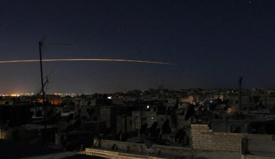 شام میں مغربی ممالک کی کارروائی کا بھرپور پیغام....