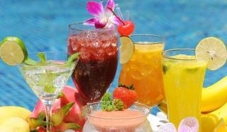 موسم گرما کے منفرد مشروبات