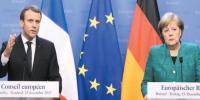فرانسیسی صدر اپنی سوچ کے مطابق یورپی یونین کی تشکیل نو کے خواہاں