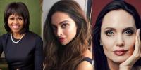 2018 کی متاثر کن شخصیت رکھنے والی خواتین