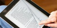 کتابوں کی نئی جہت ''ای بکس''  کی مقبولیت میں اضافہ