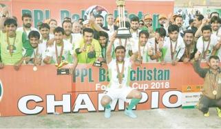 بلوچستان فٹ بال کپ