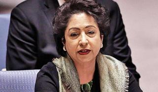 پاکستان کی کامیاب ترین سفارت کار '' ملیحہ لودھی''