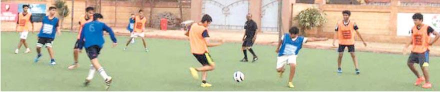 لیثر لیگس ورلڈکپ فٹ بال میں شرکت کرے گا