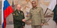 آرمی چیف کا دورہ روس