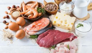 'پروٹین' اچھی صحت کیلئے بہترین