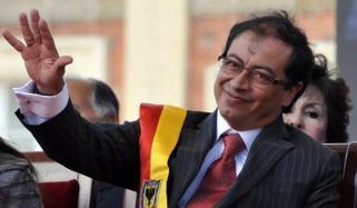 کولمبیا کی صدارت کیلئے سابق انتہا پسند گوریلا کا راستہ ہموار