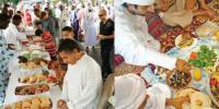 اسپین میں رمضان المبارک کی تیاریاں