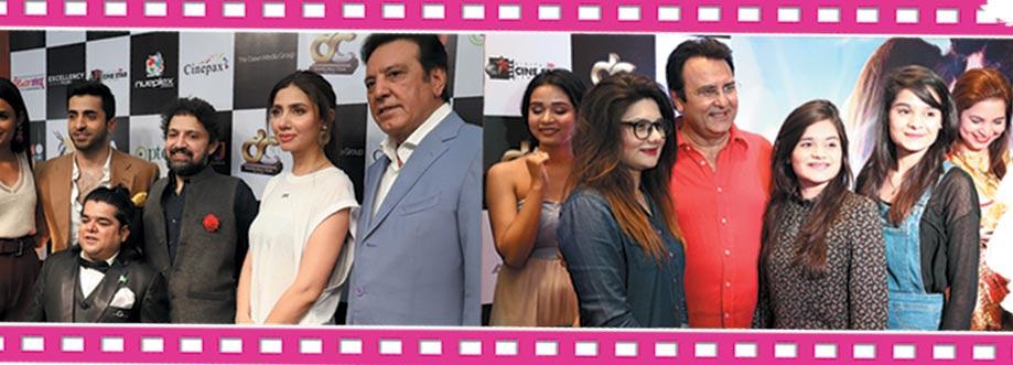 کراچی میں فلمی سرگرمیاں عروج پر پہنچ گئیں!!