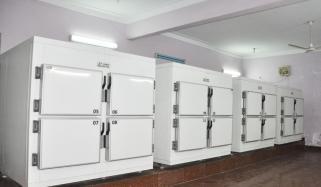 کراچی میں قائم کیا جانے والا جدید سردخانہ
