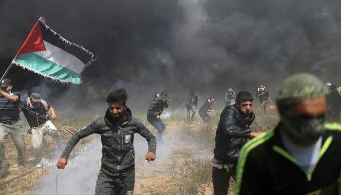 غزہ احتجاجی ریلیاں، حماس اسرائیل فلسطین تنازع کو دوبارہ سے عالمی سطح پر اجاگر کرنے میں کامیاب