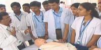 شعبہ طب ،صحت مند معاشرے کے قیام کے لیے ضروری