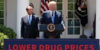 ڈونلڈ ٹرمپ نے دواؤں کی قیمت میں اضافہ کا ذمہ دار ' مفت خورہم' ممالک کو قرار دے دیا