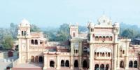 تالپور حکمرانوں کی دو سو سال پرانی یادگار 'فیض محل'