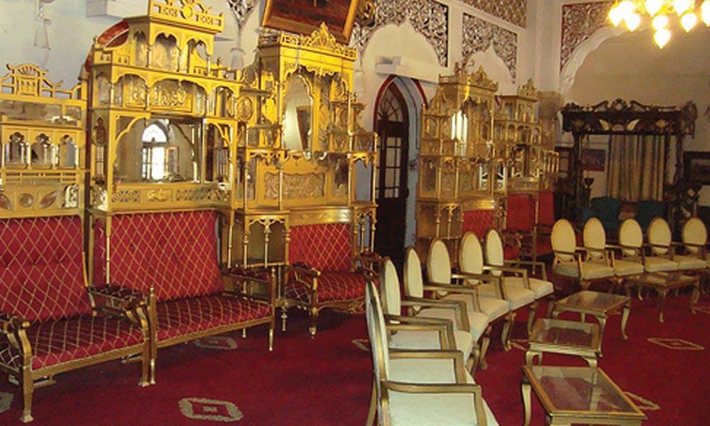 دو سو سال پرانی، تالپوروں کی عظیم یاد گار ''فیض محل''