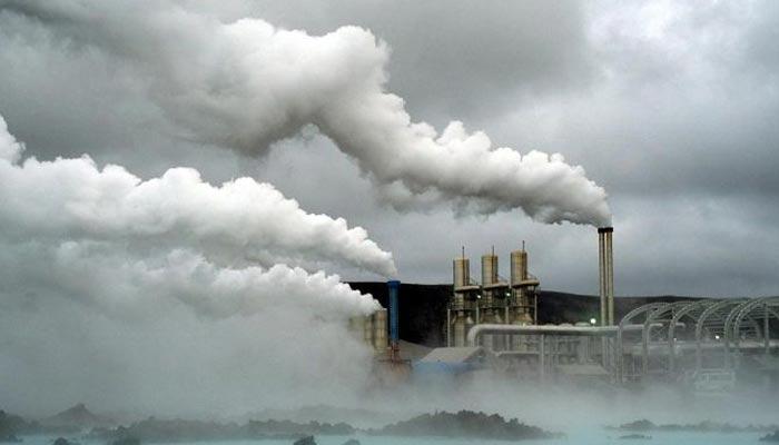 ماحولیاتی تپش
